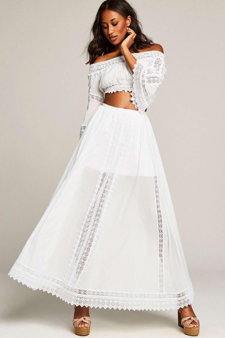 Long skirt Vega