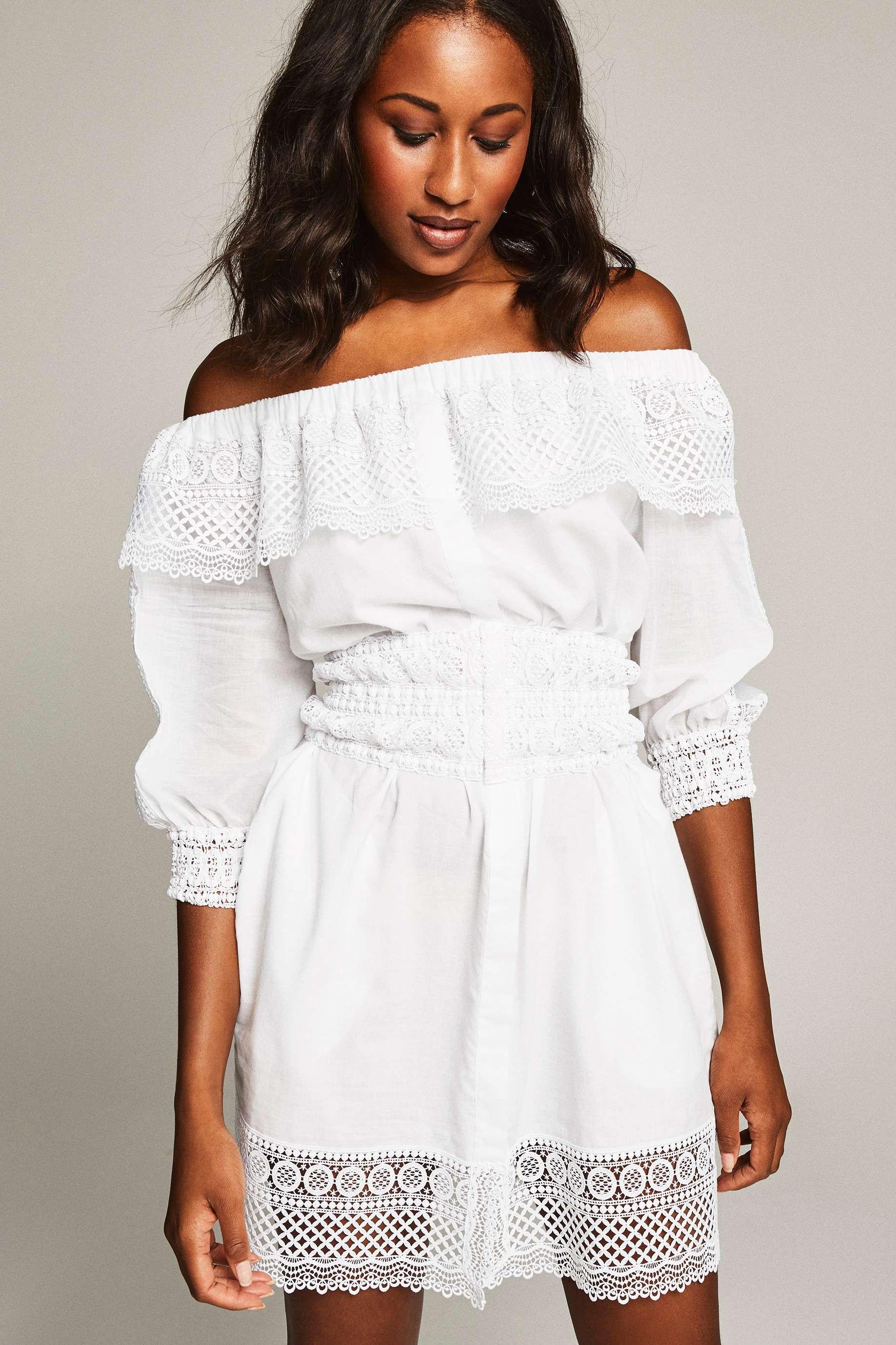Short dress Adela
