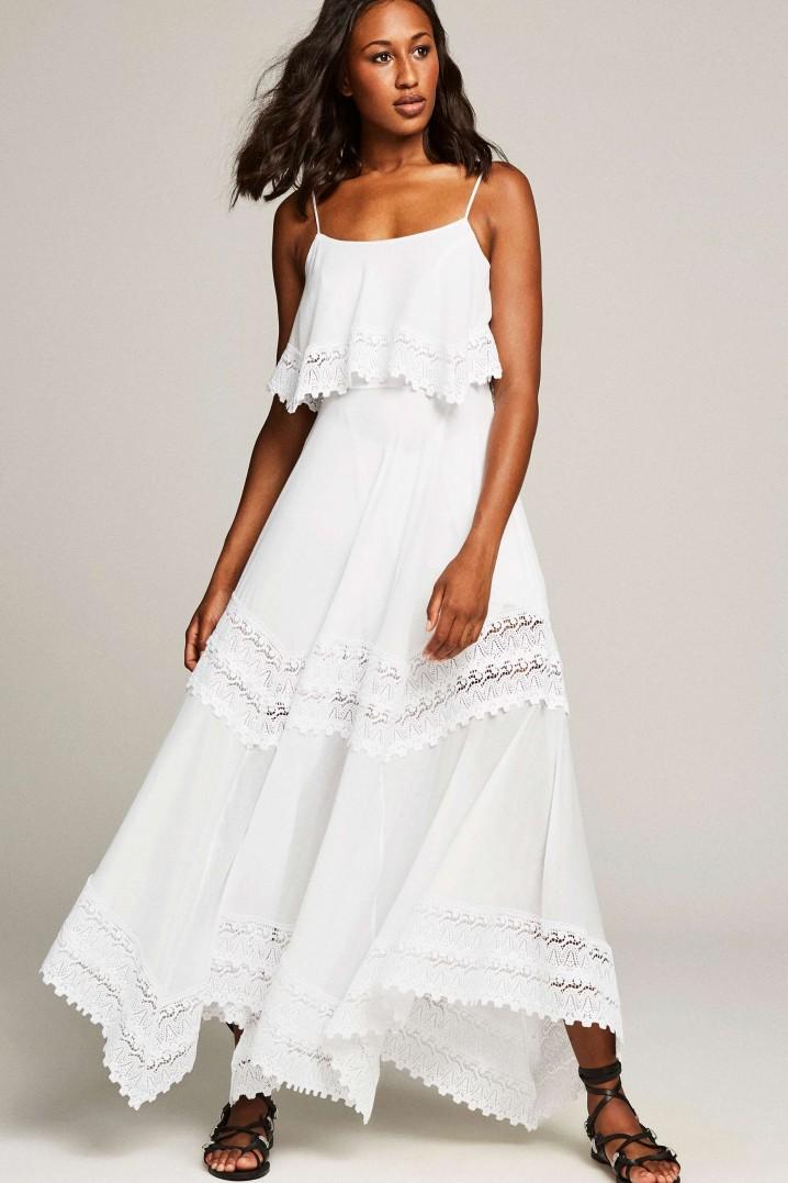Carol Long Dress