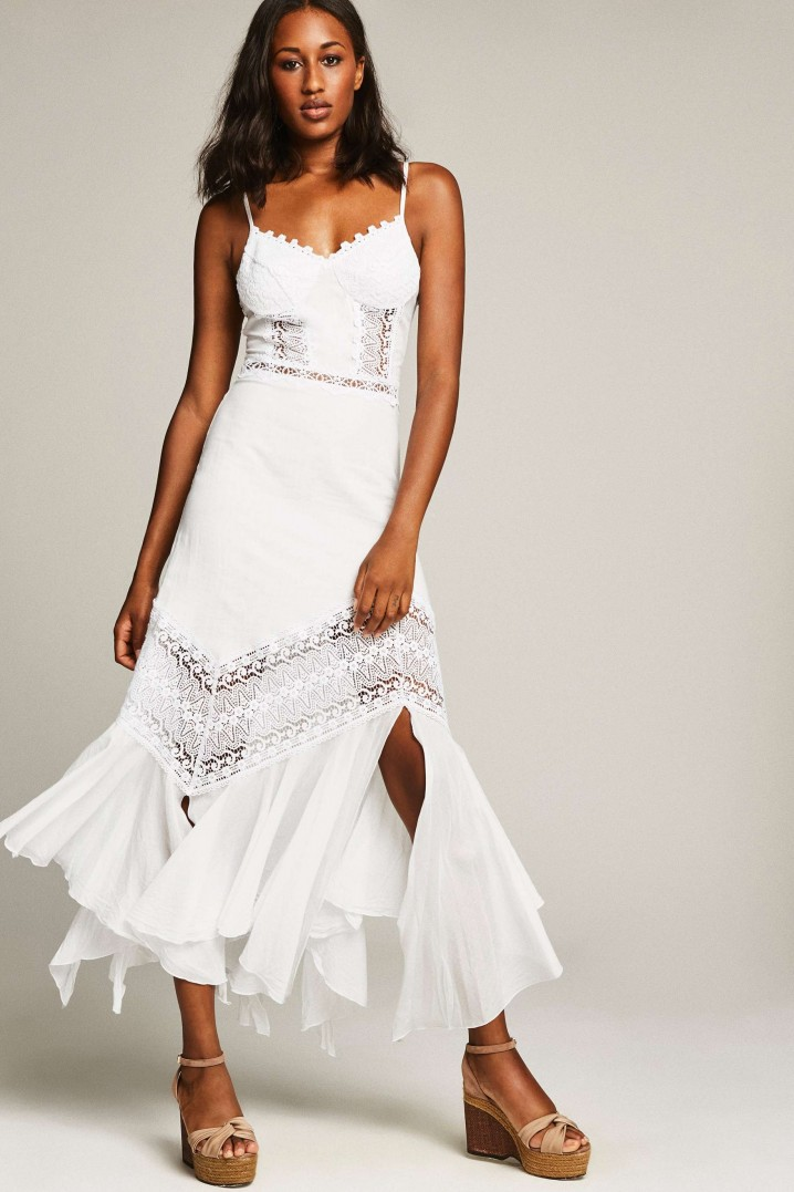 Briana Long Dress