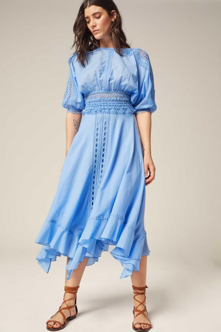 Lua Midi Skirt