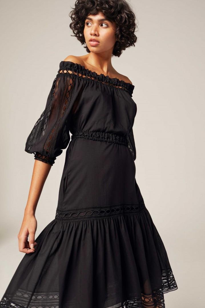 Vestido Corto Bassa