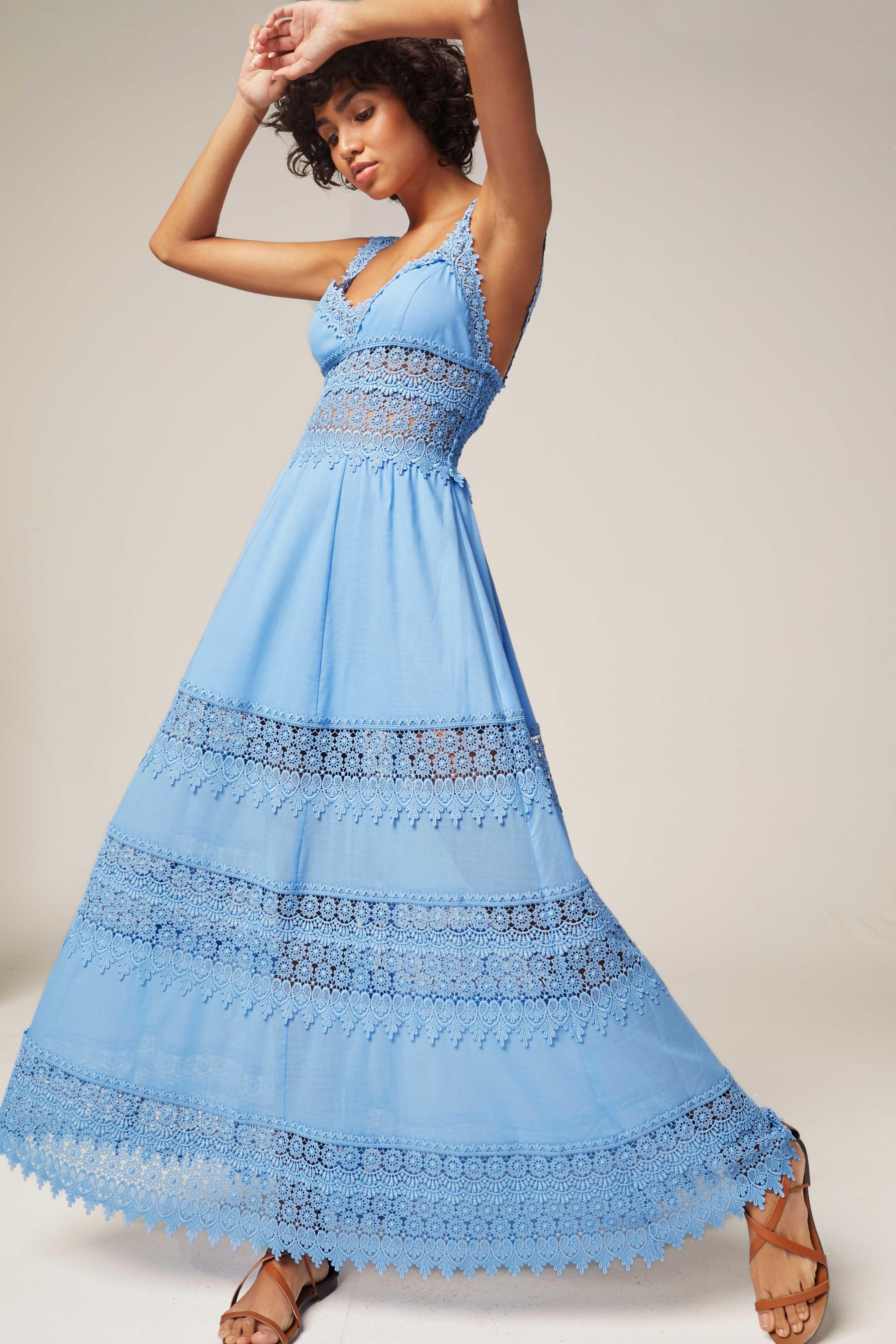 Sophia Long Dress