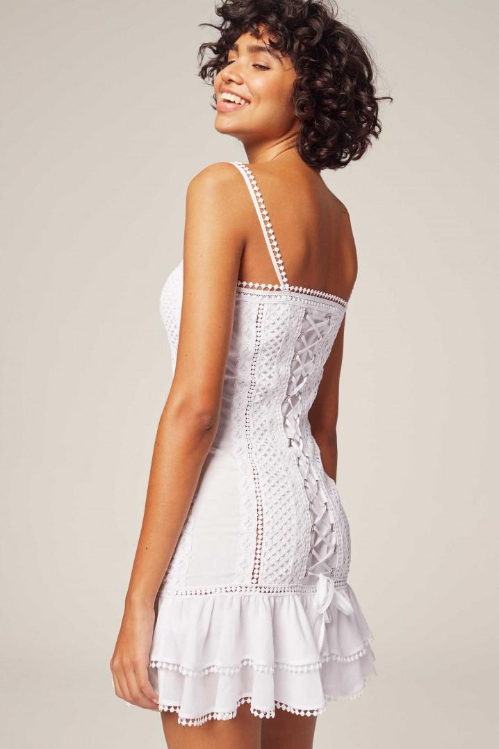 Rida Short Dress