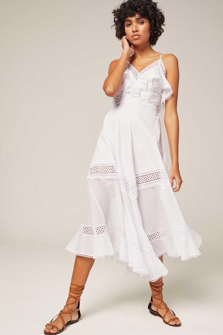 Vestido Largo Sabine