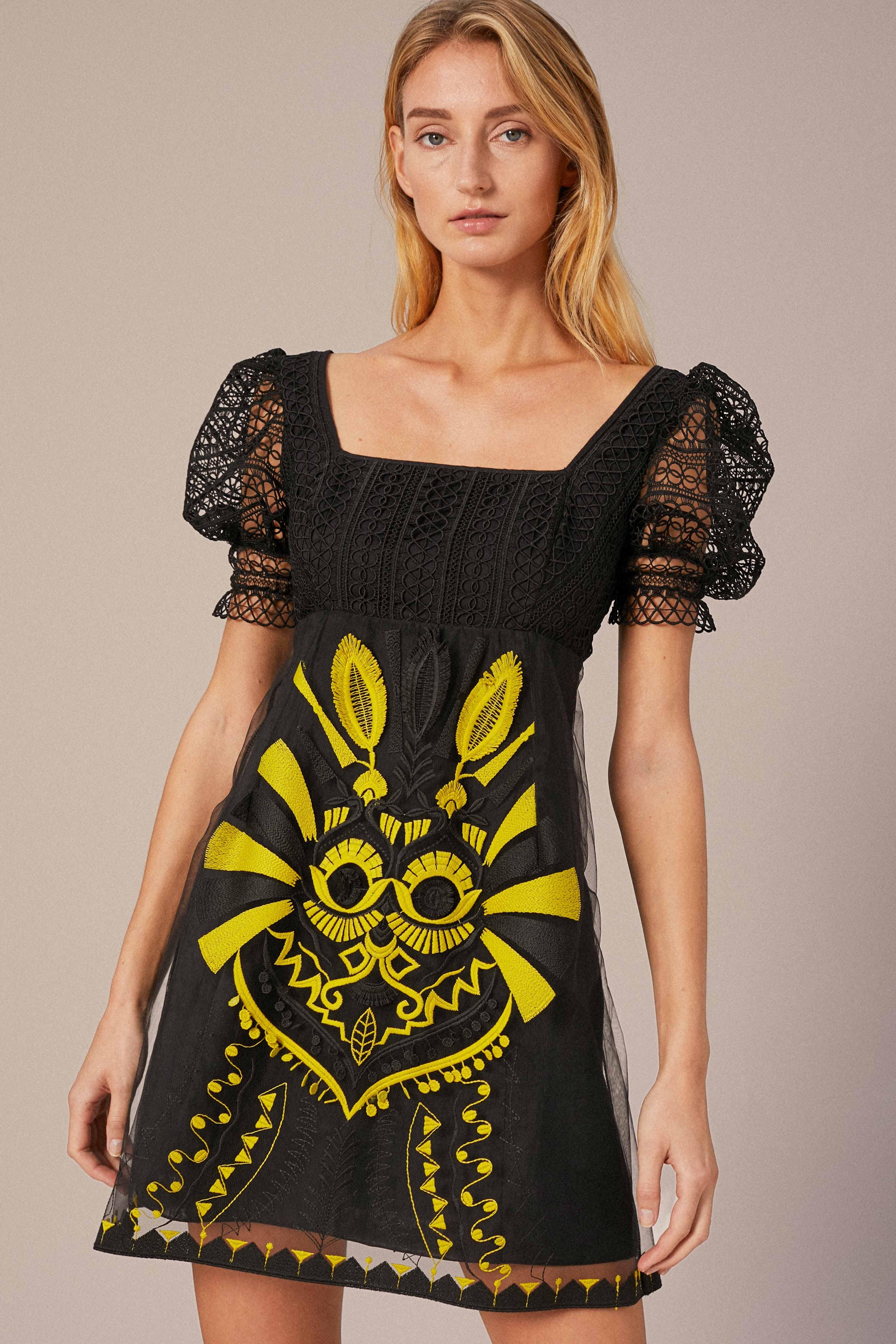 Kora Short Dress