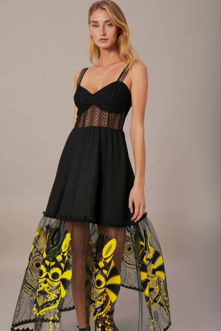Narel Dress